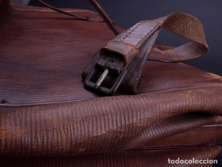 Antigüedades: BOLSO EQUIPAJE DE AFEITADO Y ASEO - Foto 23 - 152468730