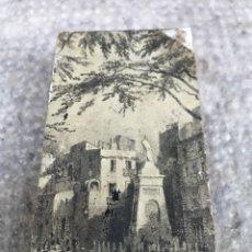 Antigüedades: TAMPON ANTIGUO RELIGIOSO. Lote 152557958