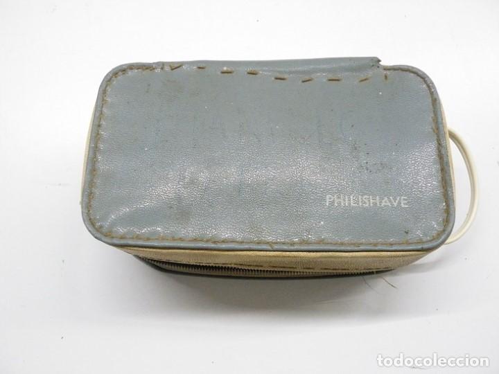Antigüedades: Philishave Maquina electrica de afeitar. - Foto 4 - 152676814