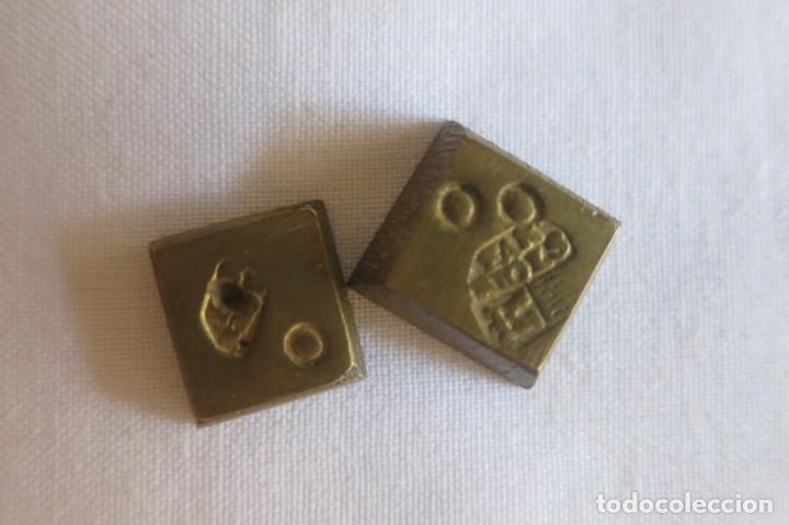 Antigüedades: ponderales para el peso del oro FR y FARRIOL 1798 - Foto 4 - 152749834