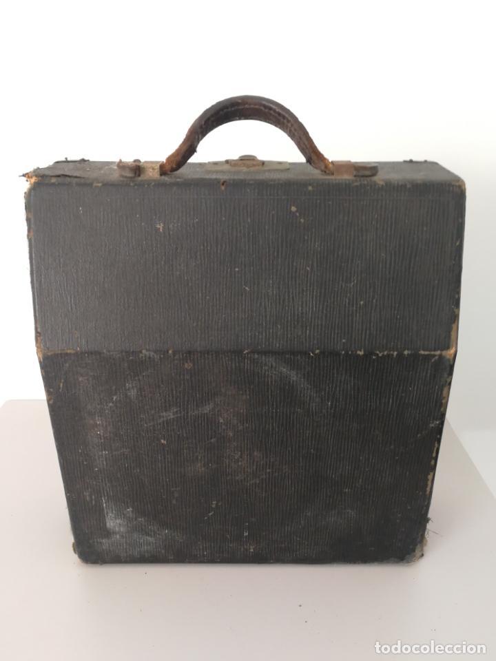 Antigüedades: ANTIGUA MAQUINA DE ESCRIBIR REMINGTON PORTABLE - Foto 16 - 152779446