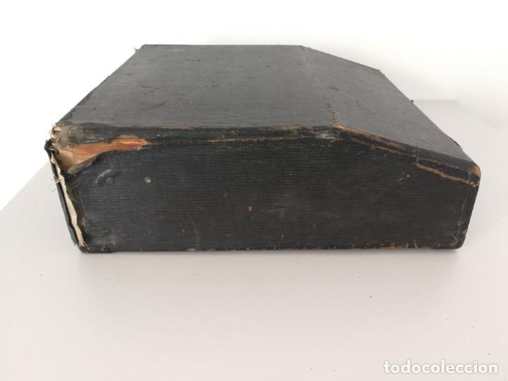 Antigüedades: ANTIGUA MAQUINA DE ESCRIBIR REMINGTON PORTABLE - Foto 18 - 152779446