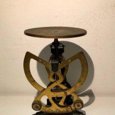 Antigüedades: BALANZA PESA CARTAS PAPELES COLUMBUS. FINALES DEL SIGLO XIX PRINCIPIOS DEL SIGLO XX. Lote 153055366