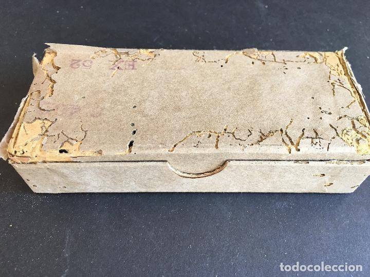 Antigüedades: CAJA DE CRISTALES ILFORD SPECIAL LANTERN PLATES, SPEED No - H. & D. 9 - Foto 4 - 153065074