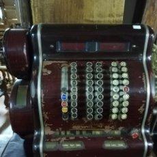 Antigüedades: MÁQUINA REGISTRADORA. Lote 153080748