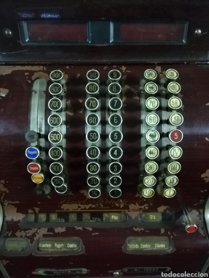 Antigüedades: Máquina registradora - Foto 2 - 153080748
