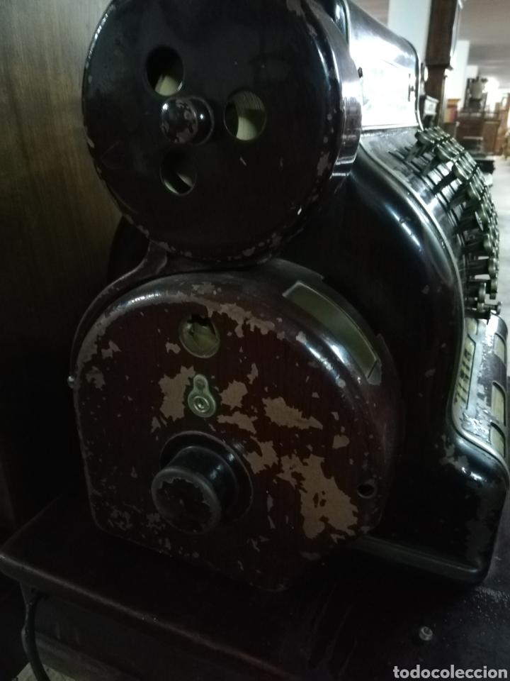 Antigüedades: Máquina registradora - Foto 4 - 153080748