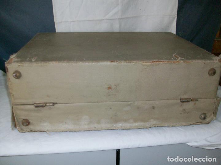 Antigüedades: MAQUINA DE ESCRIBIR-OLIMPIA-FABRICACION ALEMANA - Foto 12 - 153178542