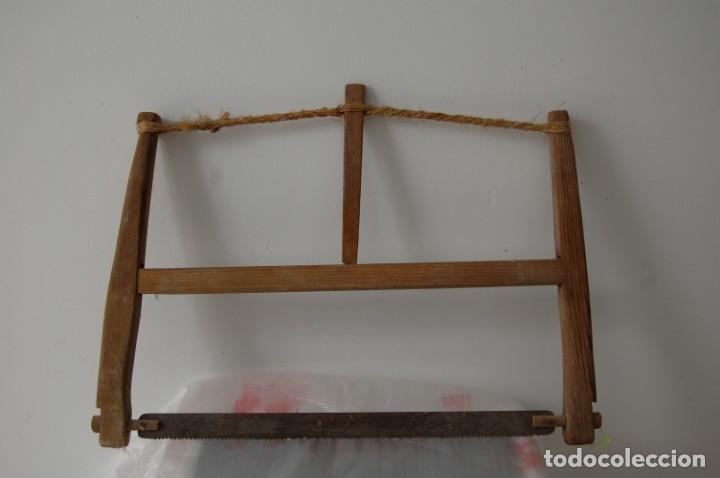 SIERRA (Antigüedades - Técnicas - Herramientas Profesionales - Carpintería )