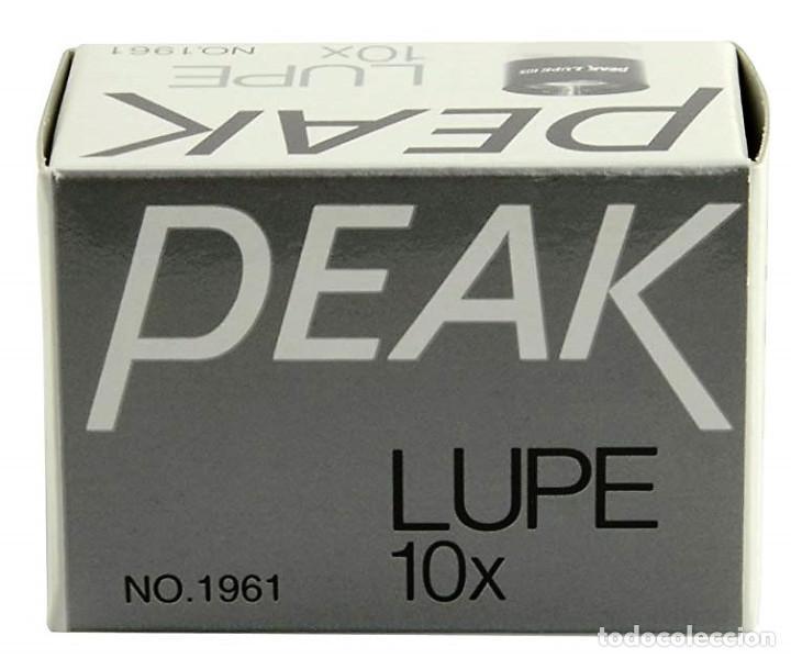Antigüedades: LUPA PEAK 10X AUMENTOS - REF. 1961 - Foto 3 - 161966240