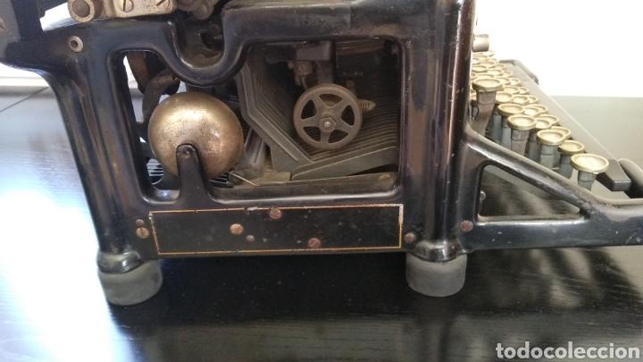 Antigüedades: MAQUINA DE ESCRIBIR - Foto 40 - 153327484