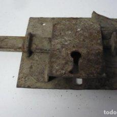 Antigüedades: CERRADURA Nº 3. Lote 153369250