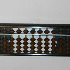 Antigüedades: ABACO JAPONES SOROBAN. DE BAKELITA. SIN USO. ENVIO CERTIFICADO INCLUIDO.. Lote 153517770
