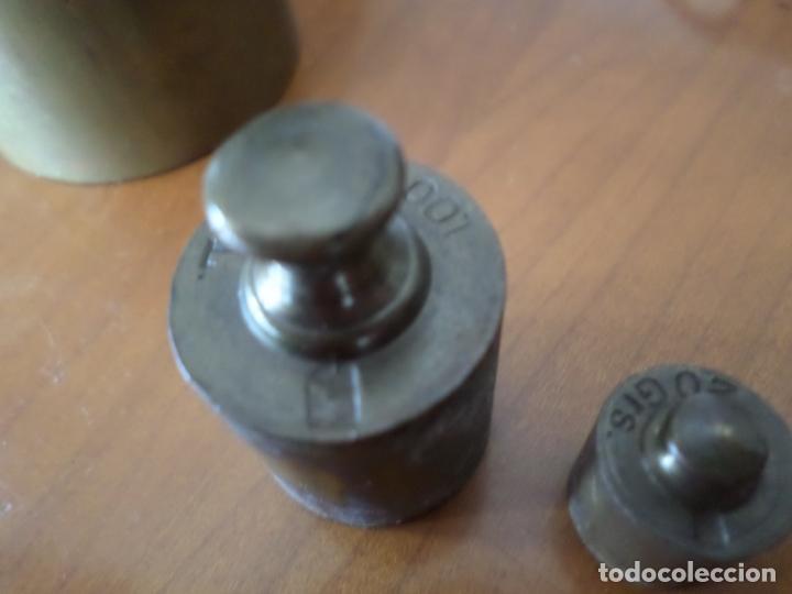 Antigüedades: PESAS DE BRONCE - Foto 5 - 153706026