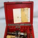 Antigüedades: INDICADOR DE DIAGRAMAS-VAPOR-MAIHAK-CON CAJA.. Lote 153739346
