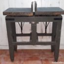 Antigüedades: ANTIGUA MESA BÁSCULA MEDIADOS SIGLO XX FUERZA 30 K. Lote 153986650