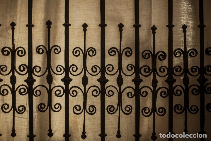 Antigüedades: REJA VASCA de forja antigua (Siglo XVII) - Foto 2 - 153988130