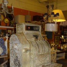 Antigüedades: MAQUINA- CAJA REGISTRADORA 1879, MARCA NATIONAL . Lote 154183586
