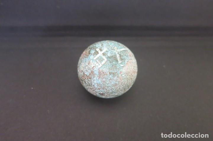 Antigüedades: ponderal Exaguia Quadran siglo VI - Foto 6 - 154186710