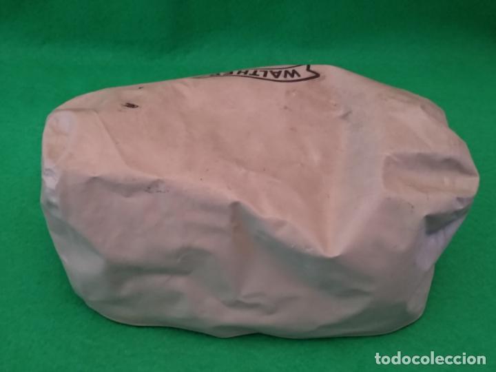Antigüedades: ANTIGUA CALCULADORA WALTHER WSR 160 CON FUNDA ALEMANA AÑOS 60 - Foto 11 - 154211114