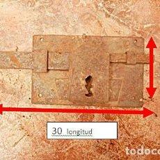 Antigüedades: CERRADURA AÑOS 40. Lote 154224042