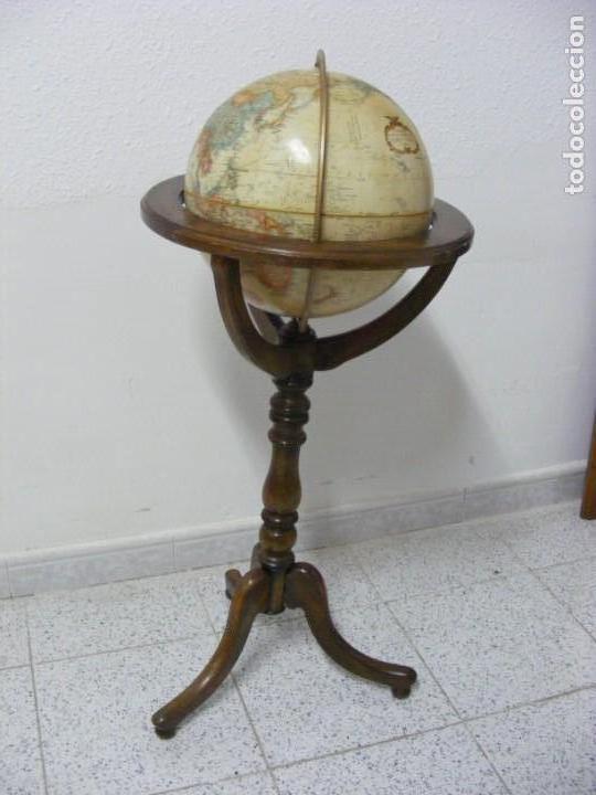 Antigüedades: GLOBO TERRAQUEO - Foto 2 - 154265746