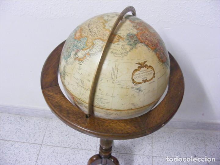 Antigüedades: GLOBO TERRAQUEO - Foto 3 - 154265746