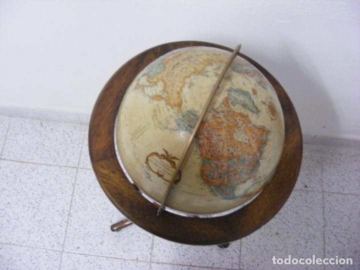 Antigüedades: GLOBO TERRAQUEO - Foto 10 - 154265746