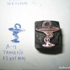 Antigüedades: IMPRENTA, GRABADO, MEDIDAS EN LA FOTOGRAFIA. Lote 154315806