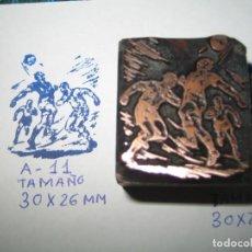 Antigüedades: IMPRENTA, GRABADO, MEDIDAS EN LA FOTOGRAFIA. Lote 172873805