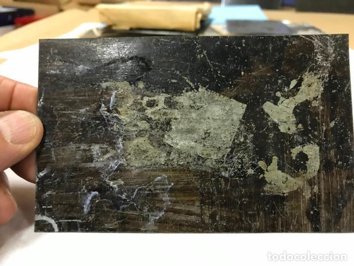 Antigüedades: CASA DE MANOLETE EN CALLE CERVANTES, CÓRDOBA , plancha offset NEGATIVO, LEER D - Foto 2 - 154322890