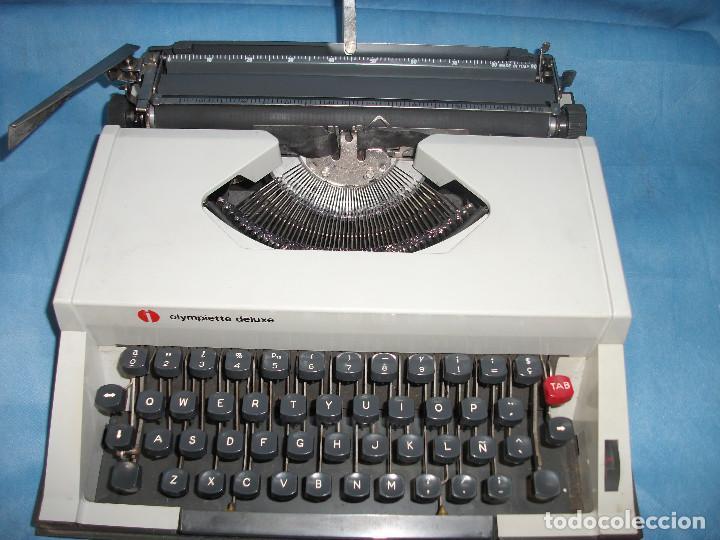 MAQUINA DE ESCRIBIR **OLYMPIA** (Antigüedades - Técnicas - Máquinas de Escribir Antiguas - Olympia)