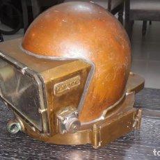 Antigüedades: ESCAFANDRA SOMBRERO DE AIRE DESCO 1968. Lote 154349798