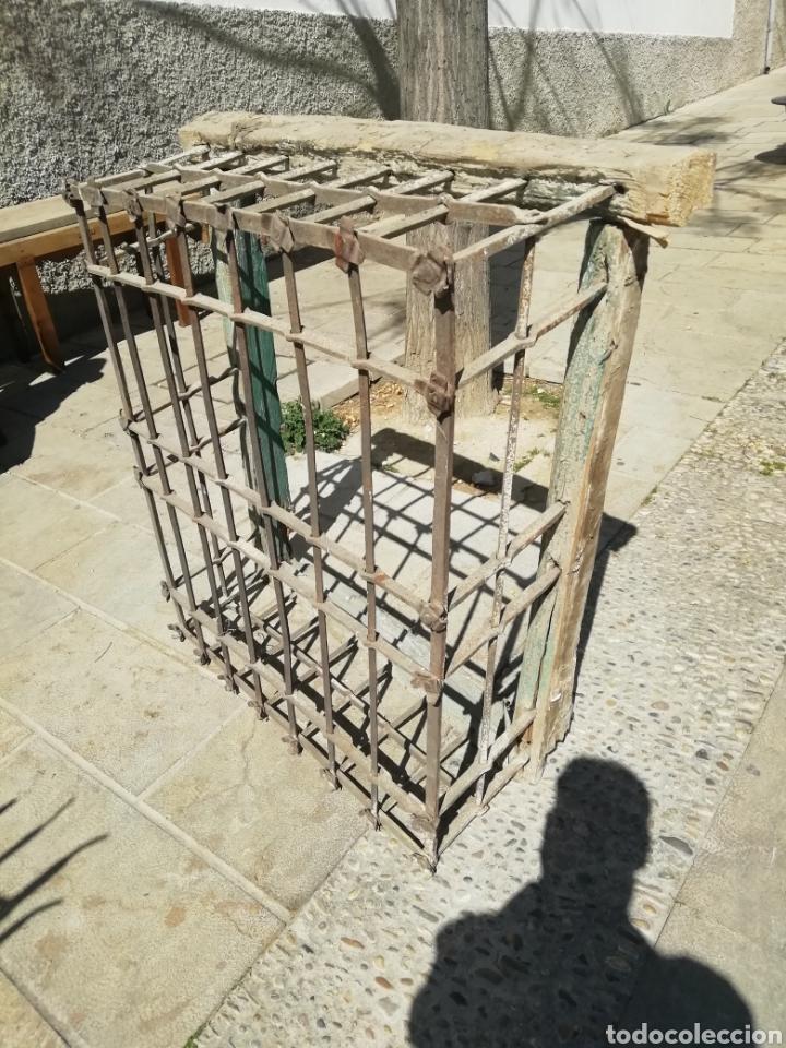 Antigüedades: Antigua reja - Foto 2 - 154393084