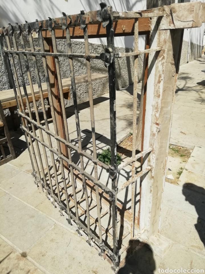 Antigüedades: Antigua reja - Foto 3 - 154393544