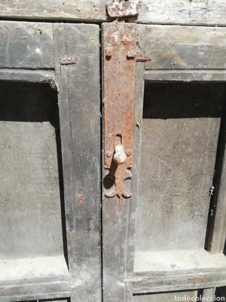 Antigüedades: Antigua reja - Foto 5 - 154393862