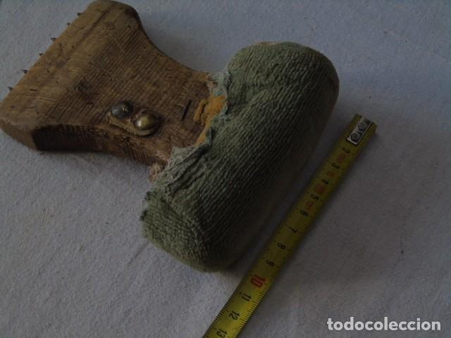 Antigüedades: HERRAMIENTA ANTIGUA PARA EL TRABAJO DE LA REJILLA ? - Foto 5 - 154401102
