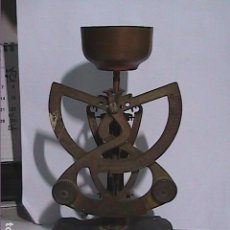 Antigüedades: BALANZA BILATERAL COLUMBUS.CON DEPÓSITO. PATENTE AUSTRIACA.HASTA 250 GR. PRINCIPIOS S.XX.. Lote 154462262