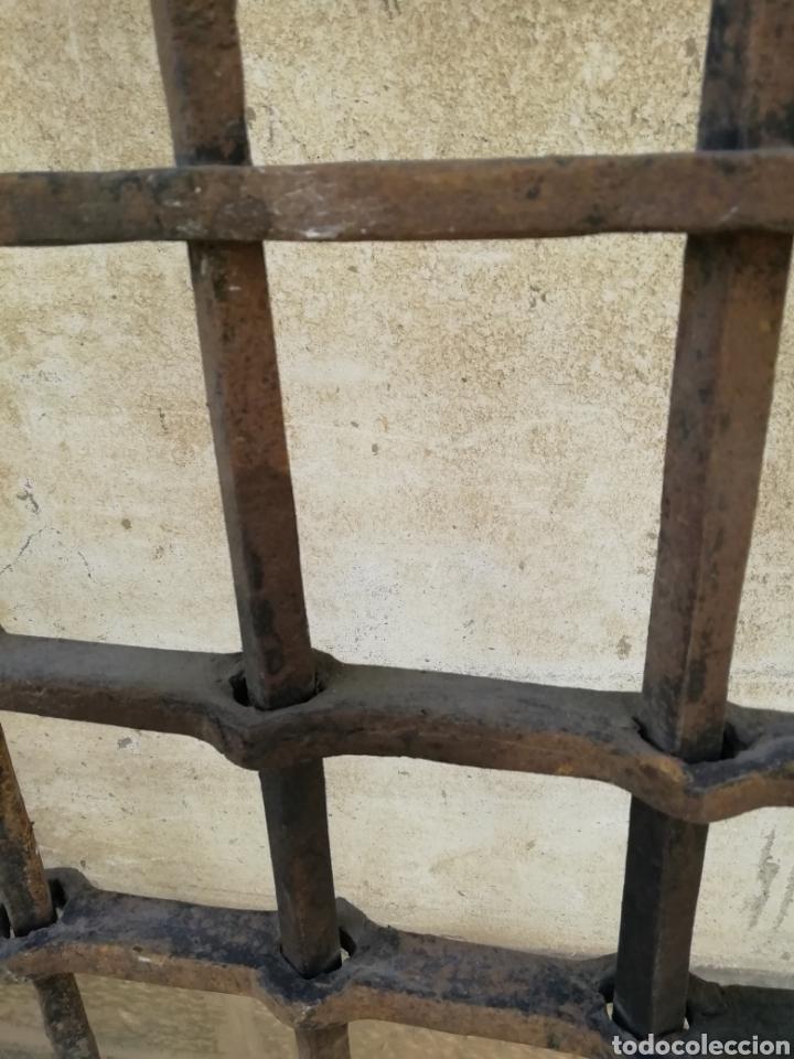 Antigüedades: Antigua reja carcelera - Foto 3 - 154495981