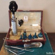 Antigüedades: WELCH ALLY. - ANTIGUO OTOSCOPIO MEDICO. Lote 154508974