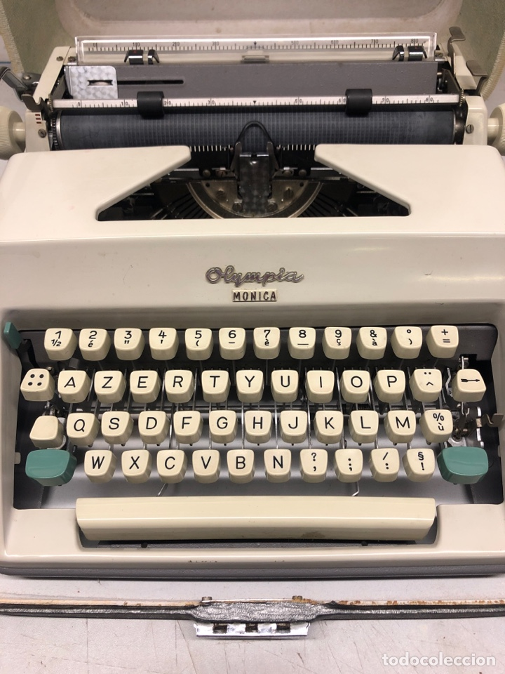 Antigüedades: Maquina de escribir - Foto 2 - 154594904