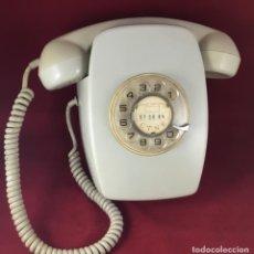 Teléfonos: ANTIGUO TELÉFONO DE PARED, HERALDO GRIS, PARA LA CTNE. Lote 154623646