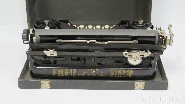 Antigüedades: MAQUINA DE ESCRIBIR. UNDERWOOD. STANDARD PORTABLE. U.S.A - Foto 9 - 154787894