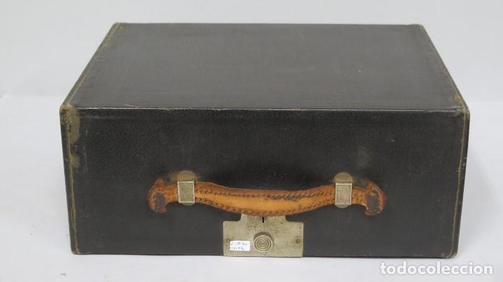Antigüedades: MAQUINA DE ESCRIBIR. UNDERWOOD. STANDARD PORTABLE. U.S.A - Foto 10 - 154787894