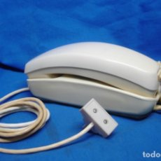 Teléfonos: ANTIGUO TELÉFONO MODELO GÓNDOLA DE TELEFÓNICA - FUNCIONA. Lote 154853454