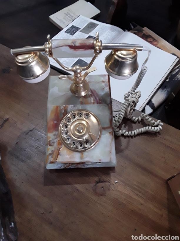 TELEFONO FUNCIONANDO (Antigüedades - Técnicas - Teléfonos Antiguos)