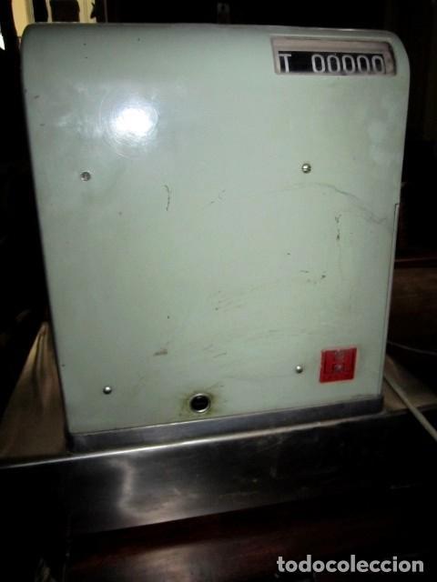 Antigüedades: Maquina registradora vintage - Foto 5 - 155114570