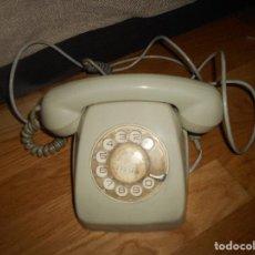 Teléfonos: TELÉFONO MODELO HERALDO AÑOS 60 COLOR GRIS. Lote 155380802