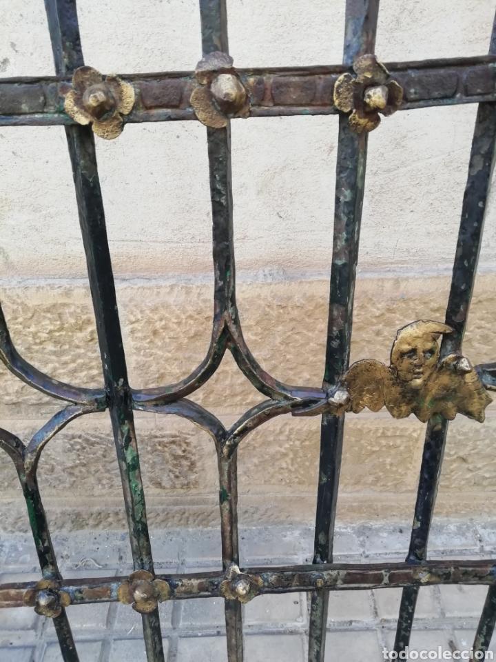 Antigüedades: Reja de convento del siglo XVI - Foto 2 - 155466906