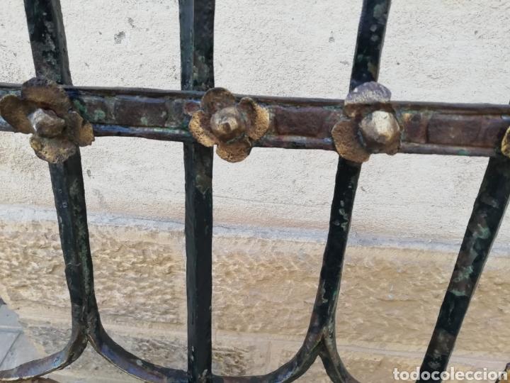 Antigüedades: Reja de convento del siglo XVI - Foto 5 - 155466906